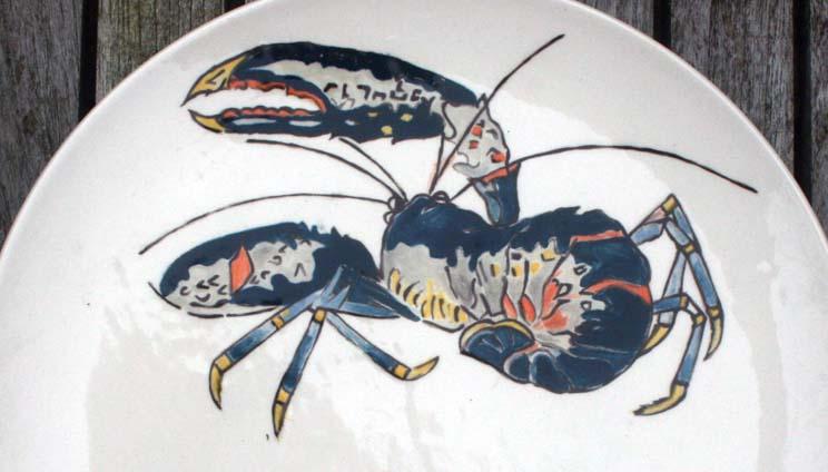 Vis en zee